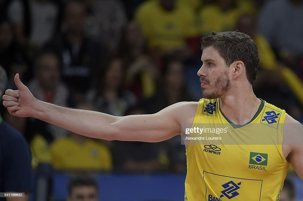 FIVB World League 2016 - Day 3