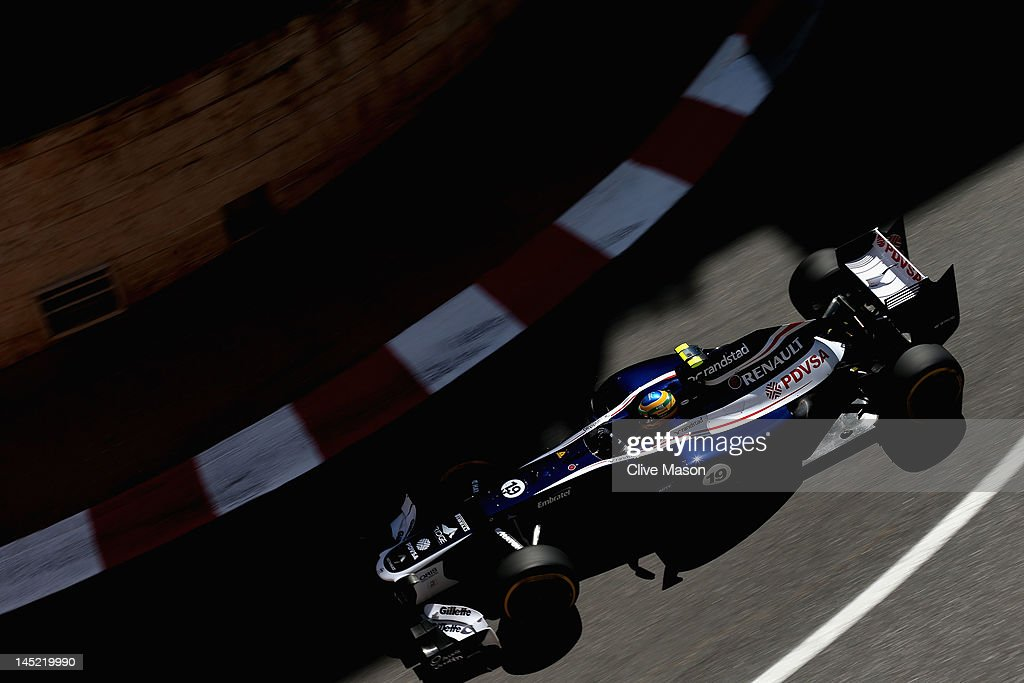 Monaco F1 Grand Prix - Practice : News Photo