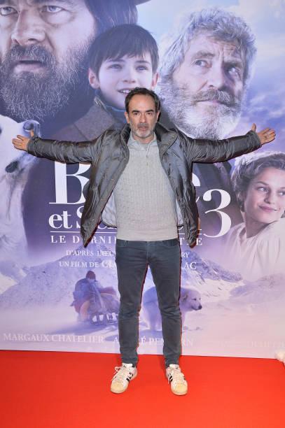 belle et sebastien 3 paris premiere at cinema gaumont opera photos and images getty images. Black Bedroom Furniture Sets. Home Design Ideas