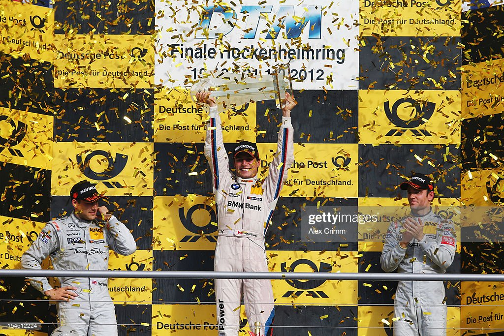 DTM German Touring Car Championship Final : News Photo