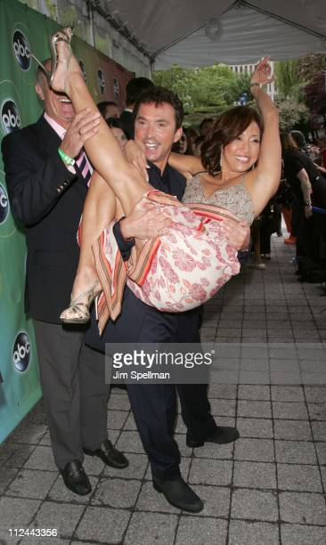 Bruno Tonioli and Carrie Ann Inaba from 'Dancing With The Stars'