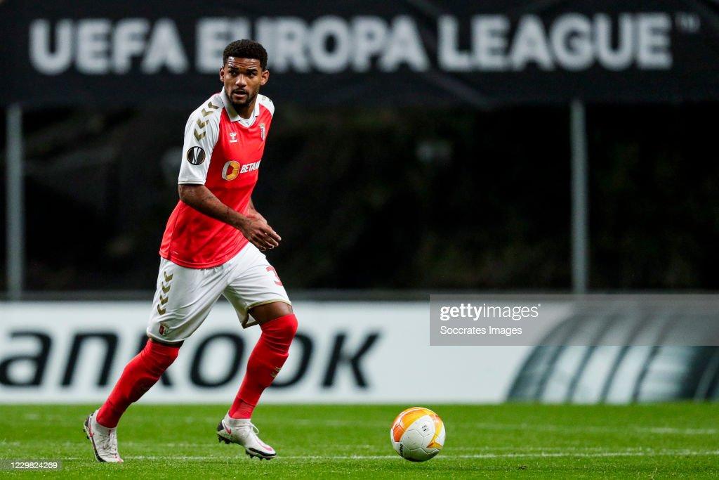 Sporting Braga v Leicester City - UEFA Europa League : ニュース写真