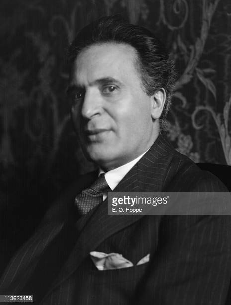 Bruno Walter German composer and conductor 1927