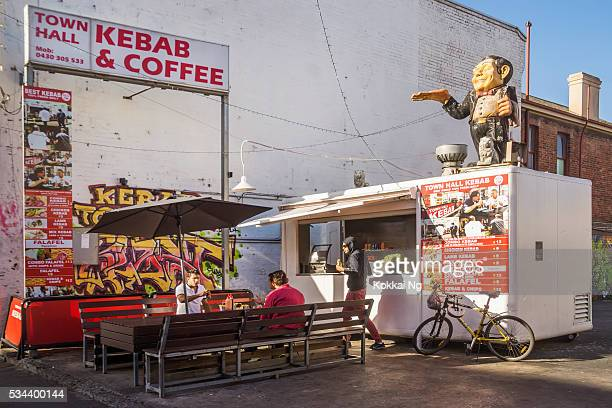 Brunswick Kebab Shop