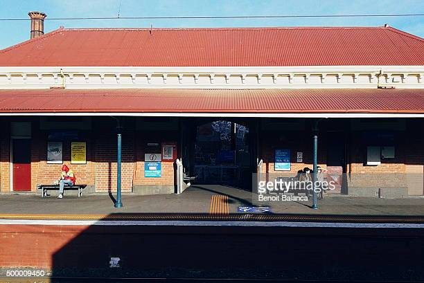 Brunswick train station