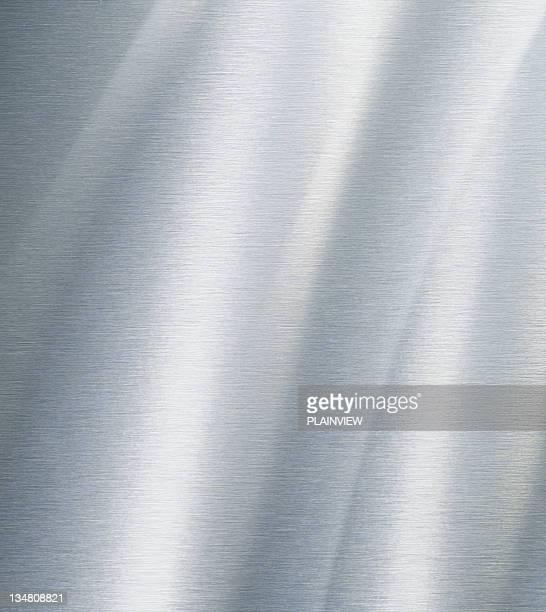 Brushed aluminium texture XL