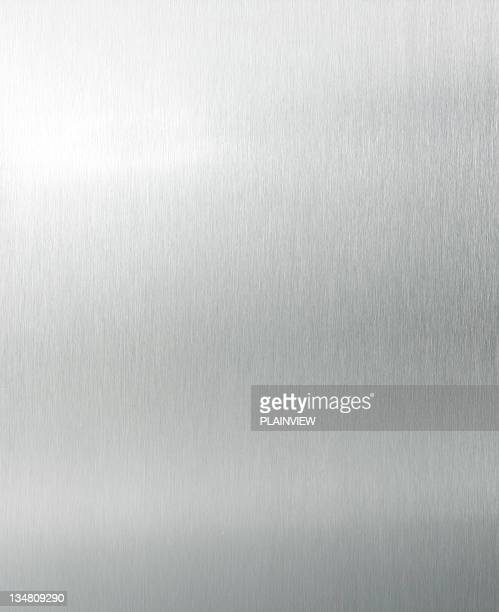 brushed aluminium xl - silver metal stock pictures, royalty-free photos & images