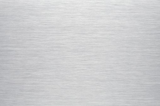 Brushed aluminum background or texture 942583502