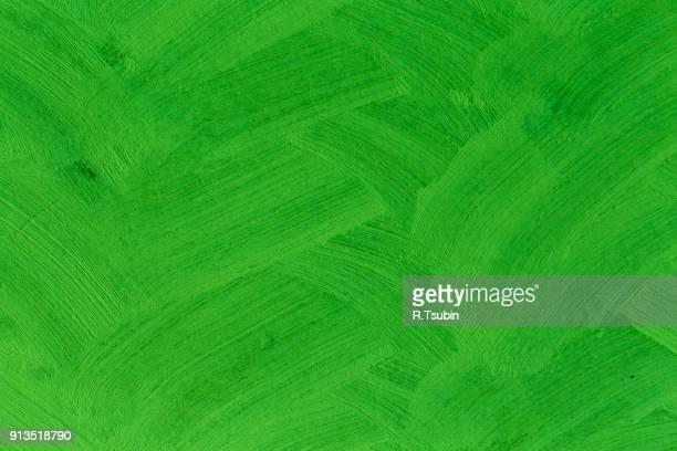 brushed dark green wall texture - クレヨン ストックフォトと画像
