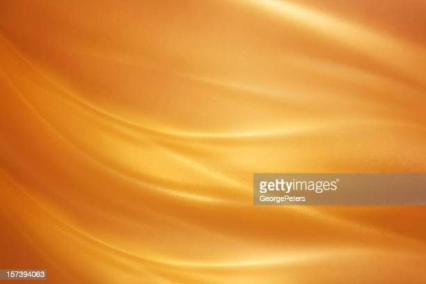 brushed gold - swirl stock photos and pictures