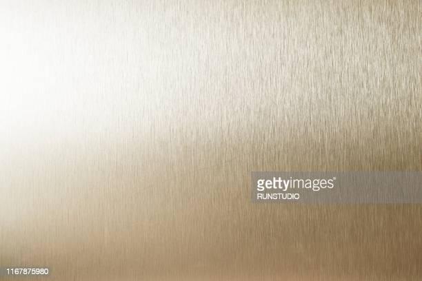 brushed metal surface - アルミニウム ストックフォトと画像