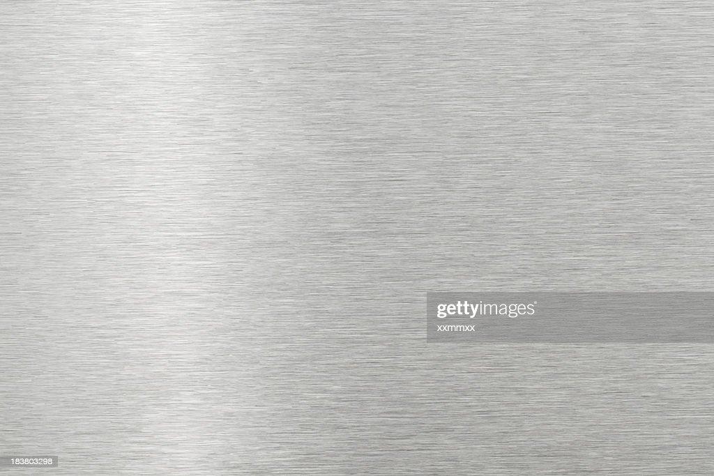 Brushed metal texture : Stock Photo