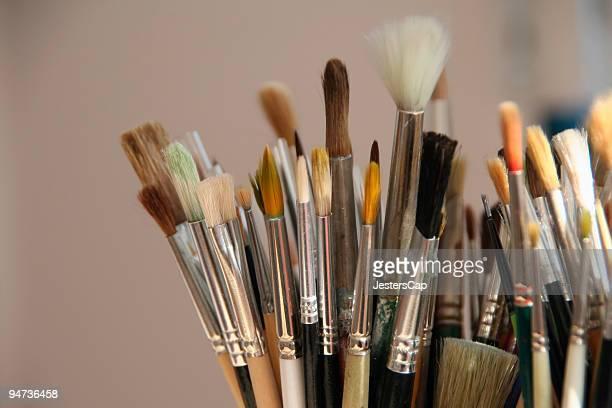 Brushes Detail