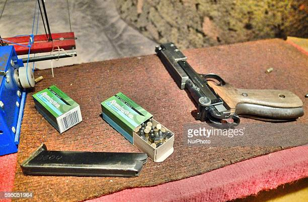Brussels Belgium 17th Nov 2015 Bruksela 1711201EU Commision plans to tighten rules governing the issue and use of guns after deadly attacks in Paris...