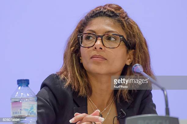 Ensaf Haider is the of wife Raif Badawi the Saudi blogger who was sentenced to ten years in prison and 1000 lashes because of his critical blog Ensaf...