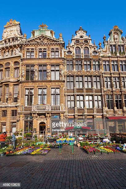 Bruxelles, Belgique, la Grand-Place