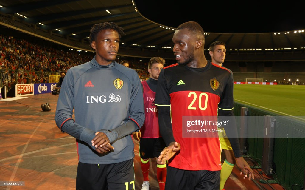 International friendly game : Belgium v Czech Republic : ニュース写真