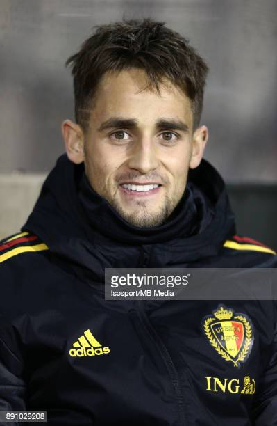 20171110 Brussels Belgium / International Friendly Game Belgium v Mexico / 'nAdnan JANUZAJ'nPicture by Vincent Van Doornick / Isosport
