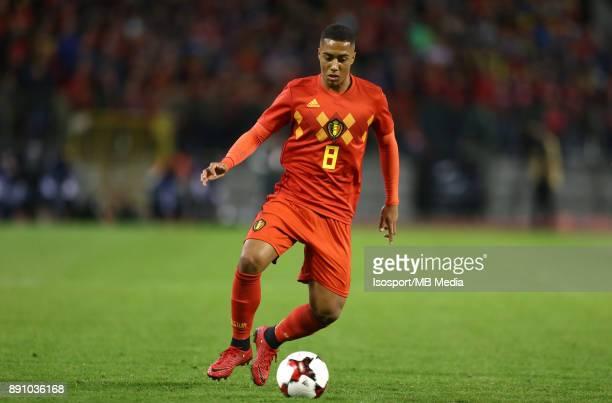 20171110 Brussels Belgium / International Friendly Game Belgium v Mexico / 'nYouri TIELEMANS'nPicture by Vincent Van Doornick / Isosport