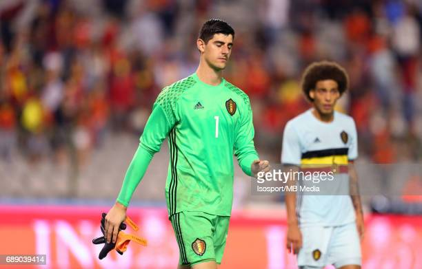 20160901 Brussels Belgium / INTERNATIONAL FRIENDLY GAME BELGIUM vs SPAIN / 'nRoberto MARTINEZ 'nBELGIQUE / BELGIE / ESPAGNE / SPANJE / DIABLES ROUGES...