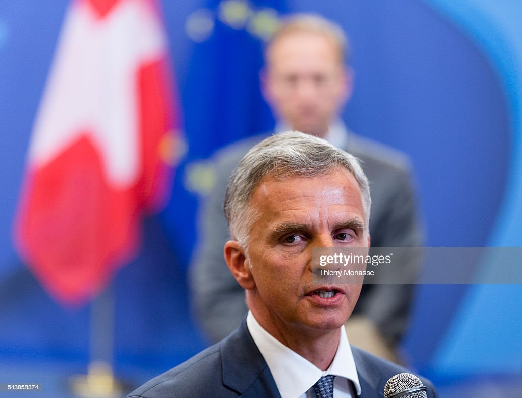 swiss president and osce chairman didier burkhalter pictures getty