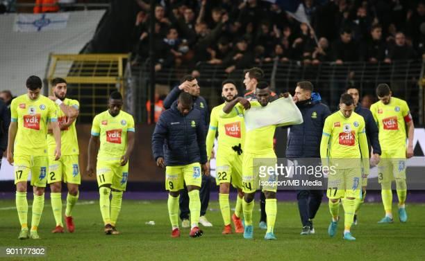 20171226 Brussels Belgium / Rsc Anderlecht v Kaa Gent / 'nAnderson ESITI Deception'nFootball Jupiler Pro League 2017 2018 Matchday 21 / 'nPicture by...