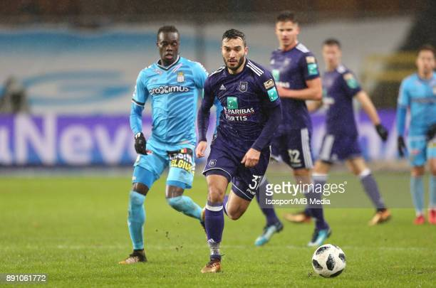 20171210 Brussels Belgium / Rsc Anderlecht v Sporting Charleroi / 'nIvan OBRADOVIC'nFootball Jupiler Pro League 2017 2018 Matchday 18 / 'nPicture by...