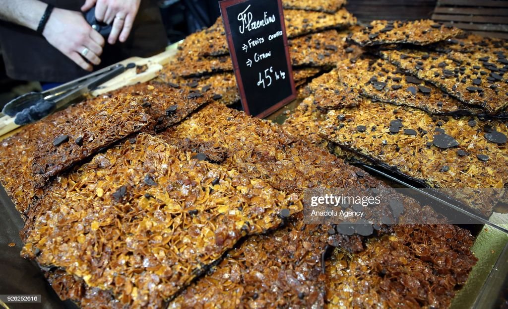 Brussels Chocolate Fair 2018 : News Photo