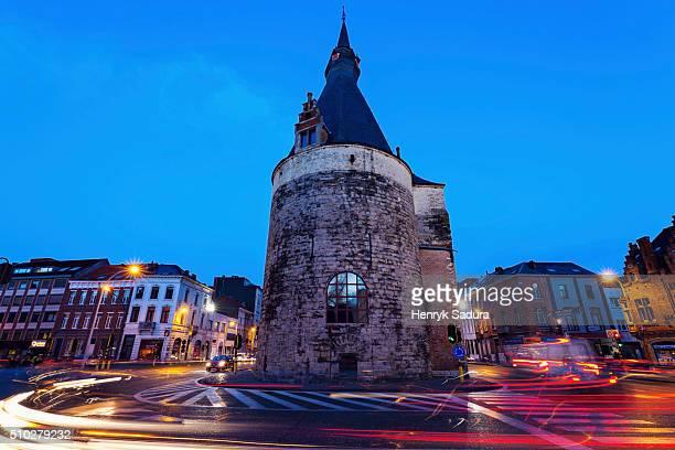 Brussels Gate in Mechelen
