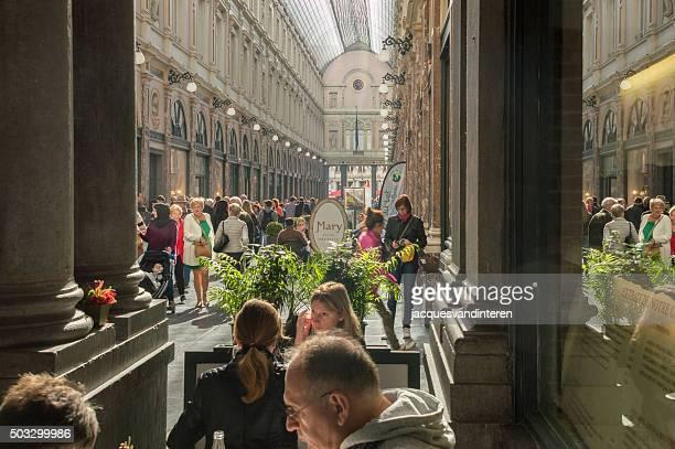 Brussels, Les Galeries Royales Saint-Hubert
