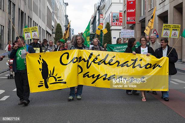 Brussels, September 19 2012– Hundreds of people gathered today in Brussels to call for radical changes to food and farming policy in Europe. Farmers,...