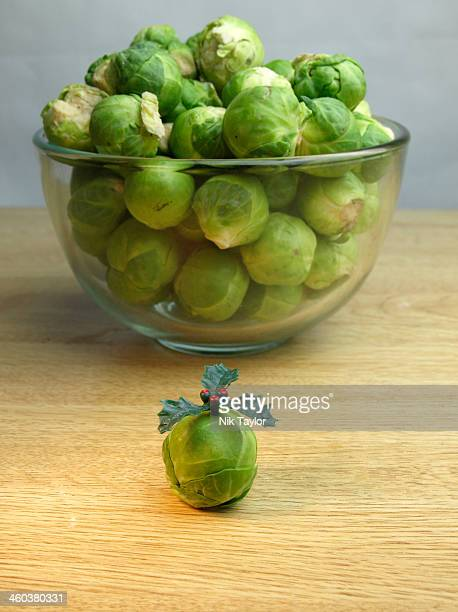 Brussels sprouts for Christmas