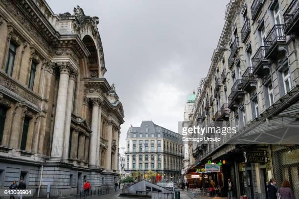 Brussels Stock Exchange (Bourse de Bruxelles)
