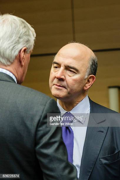 Brussels Wednesday 12 December 2012 A meeting of the Economic and Financial Affairs Council where the Banking Supervision Mechanism will be on the...