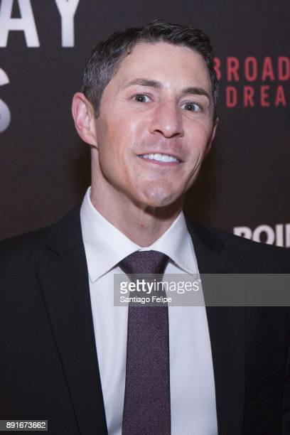 Bruston Manuel attends the 10th Annual Broadway Dreams Supper at The Plaza Hotel on December 12 2017 in New York City