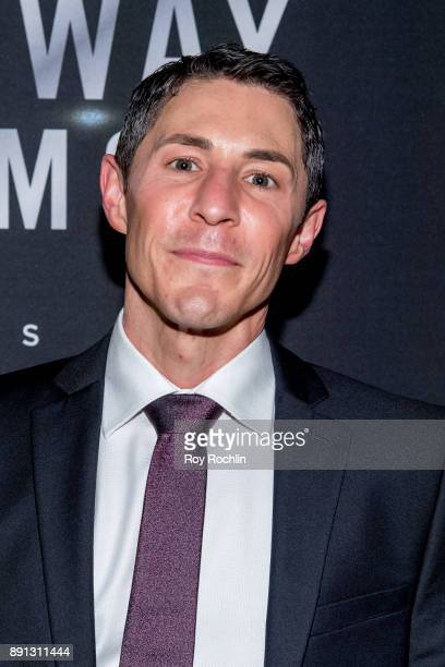 Bruston Manuel attends the10th Annual Broadway Dreams Supper at The Plaza Hotel on December 12 2017 in New York City