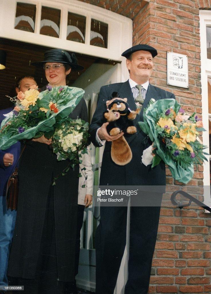Brautigam Dr Gunther Willumeit Braut Karin Willumeit Braut Paa