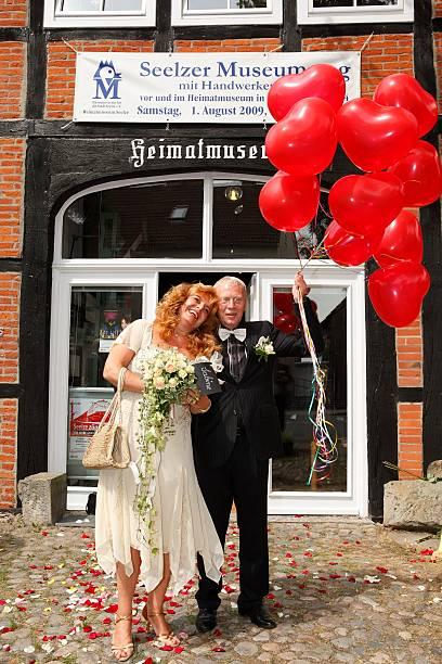 Brautigam Gernot Endemann Braut Sabine Endemann Geb Schmidt