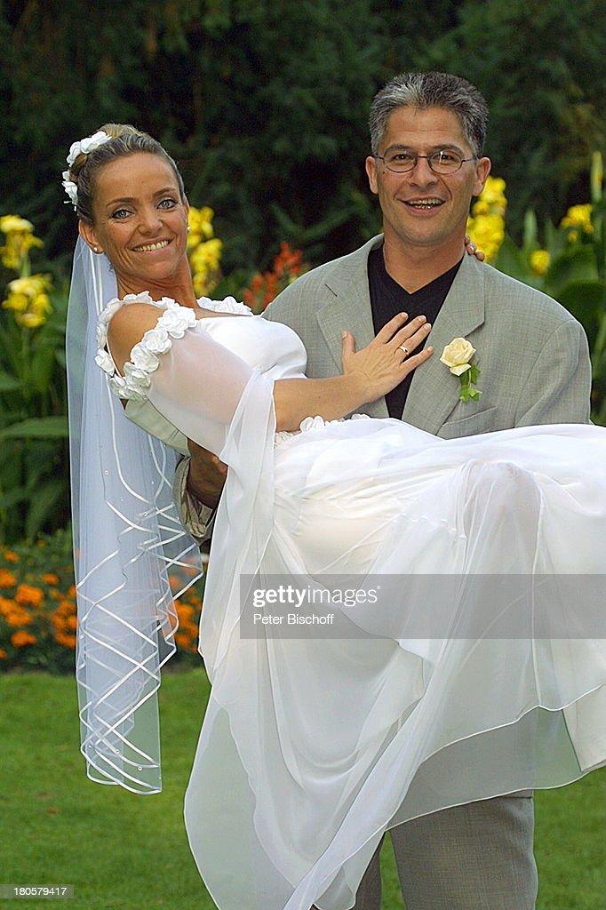 Bräutigam Hansjörg Criens, Braut Iris Remmertz (Mitglied der Mus ...