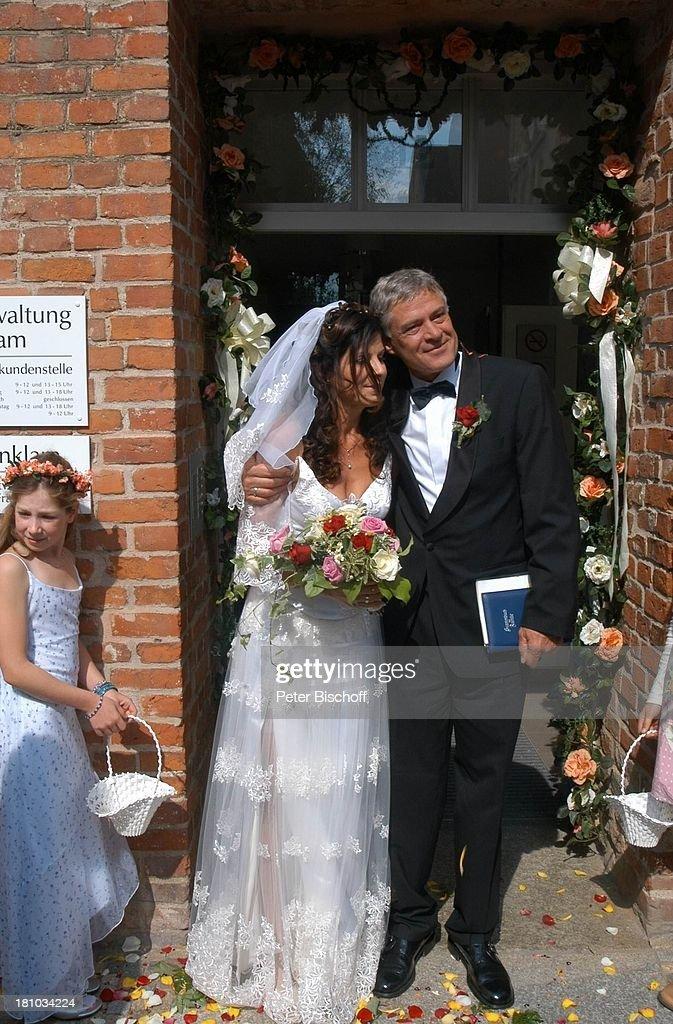 Brautigam Rudiger Joswig Braut Claudia Wenzel Nastasja Wegner