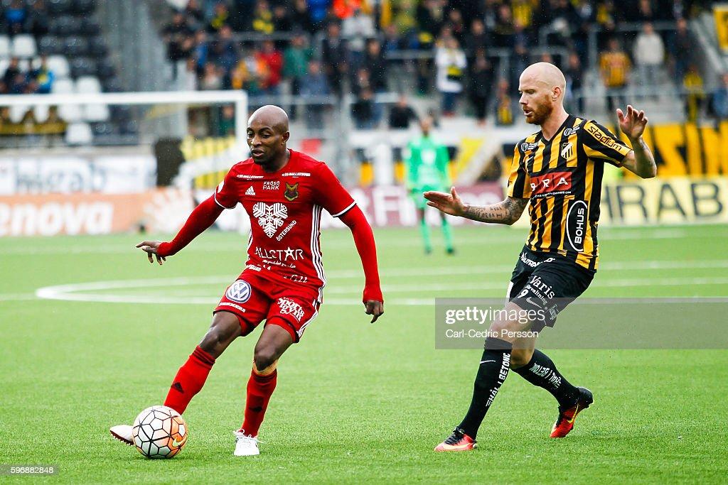 BK Hacken v Ostersunds FK - Allsvenskan