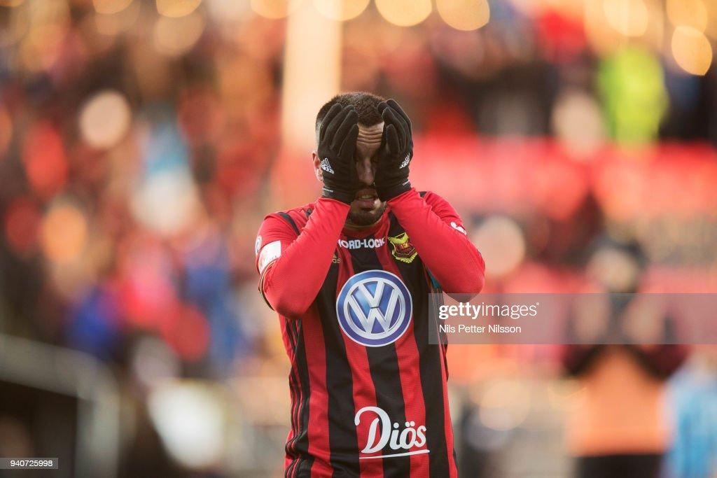 Djurgardens IF v Ostersunds FK