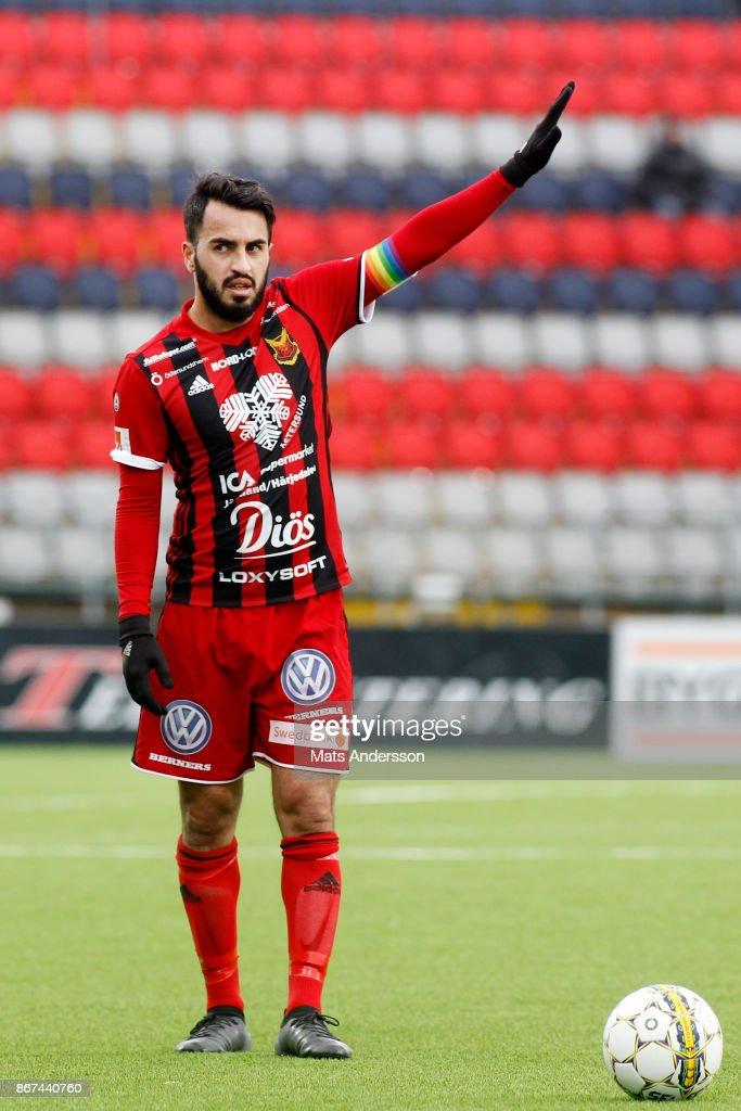 Ostersunds FK v IF Elfsborg - Allsvenskan