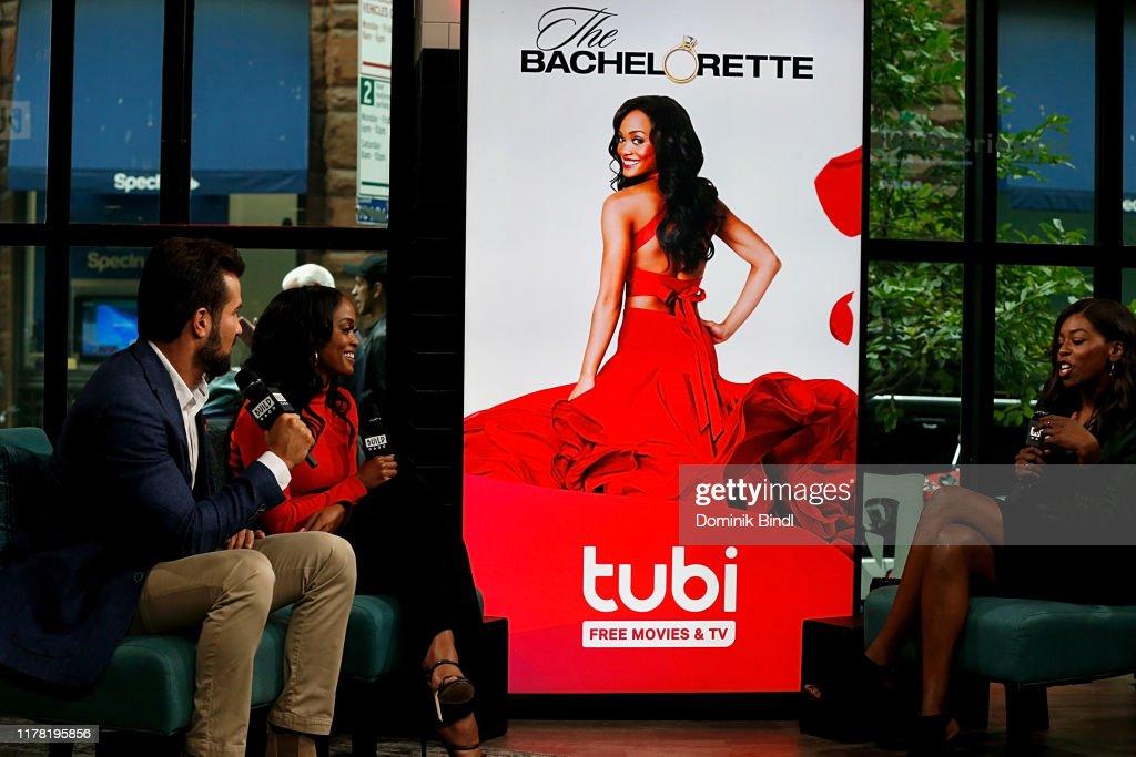 Celebrities Visit Build - September 30, 2019 : News Photo