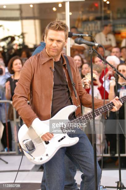 "Bryan Adams during Bryan Adams Performs on ""The Today Show"" Summer Concert Series - May 24, 2002 at NBC Studios in New York City, New York, United..."