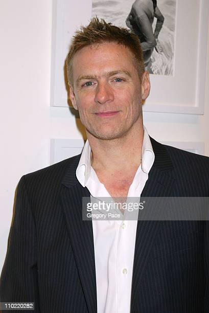 "Bryan Adams during Calvin Klein, Inc. And Bryan Adams Host the Launch of His New Photography Book ""American Women"" - Inside the Party at The Calvin..."