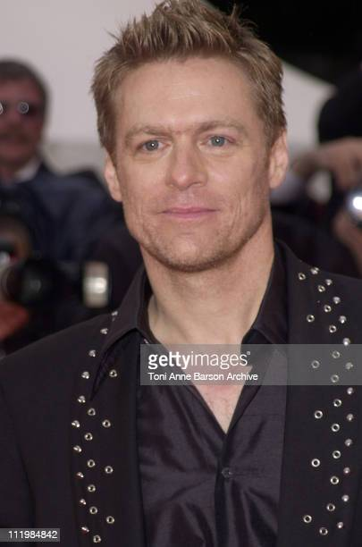 "Bryan Adams during Cannes 2002 - ""Spirit: Stallion of the Cimarron"" Premiere at Palais des Festivals in Cannes, France."