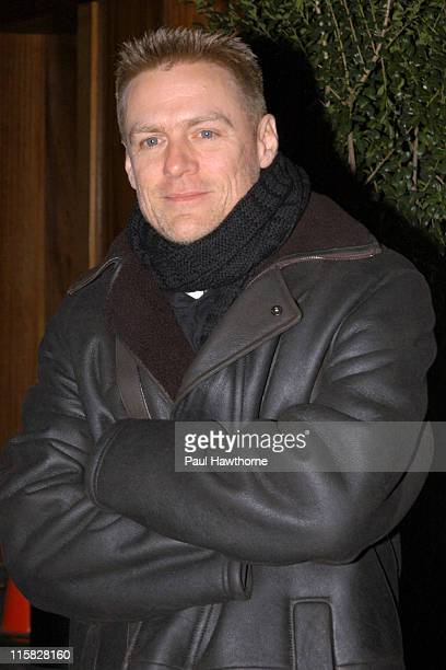 Bryan Adams during Sugar Spice Step Up's Second Annual Holiday Benefit Hosted By Ali Larter and Karen Lauder New York at PM in New York City New York...