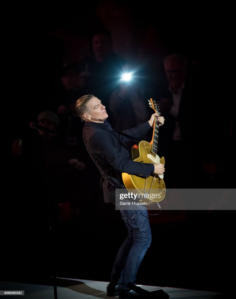 Bryan Adams performs at the Closing Ceremony on day 8 of the Invictus Games Toronto 2017 on September 30, 2017 in Toronto, Canada. The Games use the power of sport to inspire recovery, support rehabilitation and generate a wider understanding and respect for the Armed Forces.