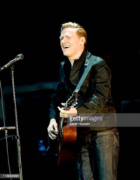 Bryan Adams performs at the Hampton Court Palace Festival on June 8, 2011 in London, England.